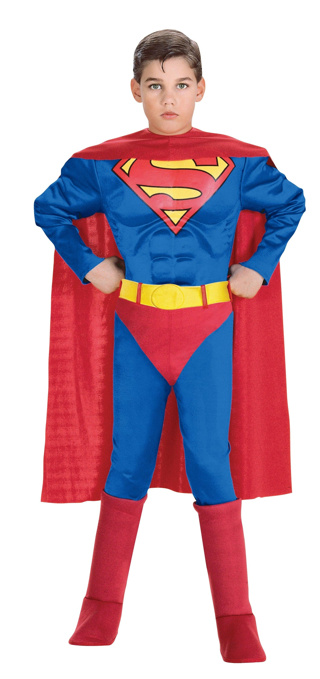 Child - Deluxe Muscle Chest Superman