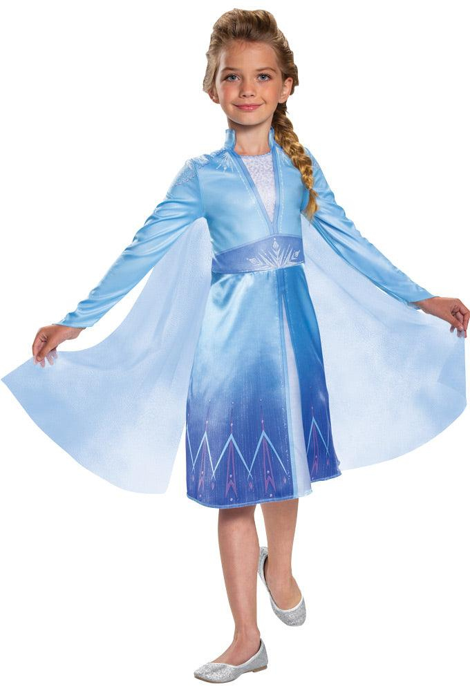 Kids - Girl's Elsa Classic Costume - Frozen 2