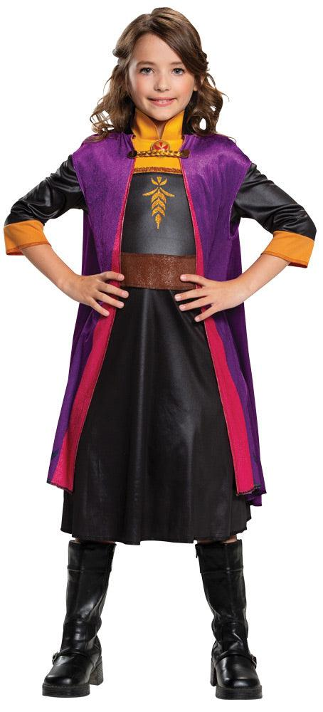 Kids - Girl's Anna Classic Costume - Frozen 2