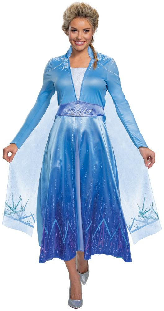 Adult - Women's Else Deluxe Costume - Frozen 2