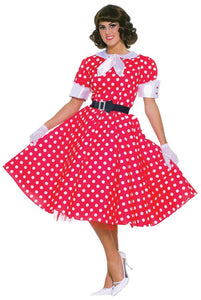Adult - Women's 50s Housewife Costume
