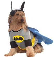 Load image into Gallery viewer, Batman Pet Costume