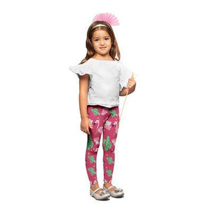Child - Two Left Feet Christmas Vacation Leggings