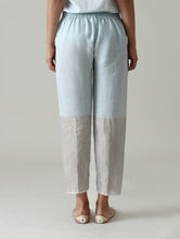 Load image into Gallery viewer, Ira Tapered Pants- Blue