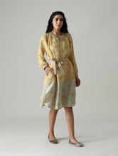 Load image into Gallery viewer, Jaie Shirt Dress With Embroidered Belt- Mango
