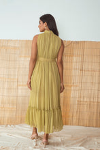 Load image into Gallery viewer, Lime Green Dress