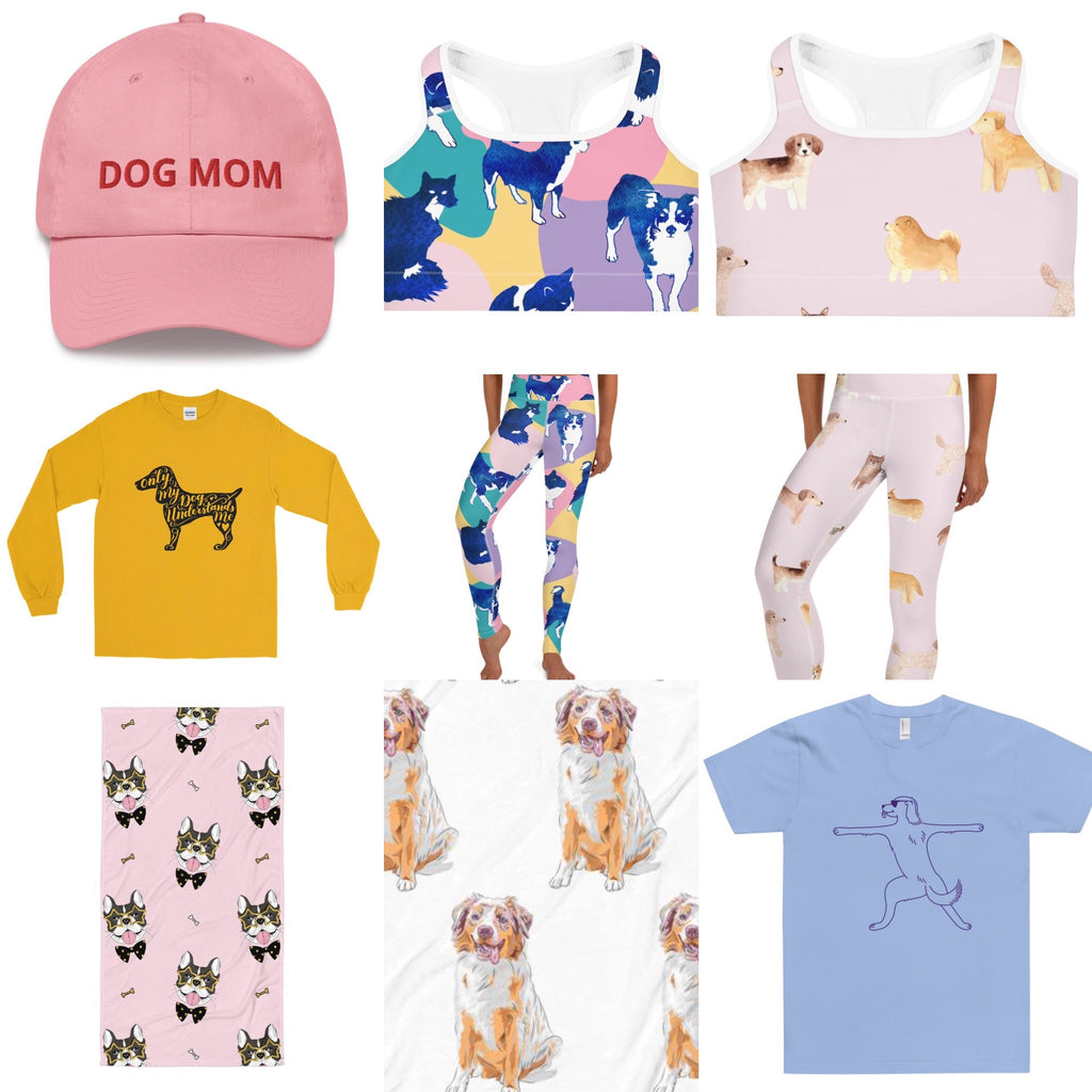 Gifts for Dog Lovers and Puppy Parents: Aussies, Corgis, French Bulldog, Golden Retriever