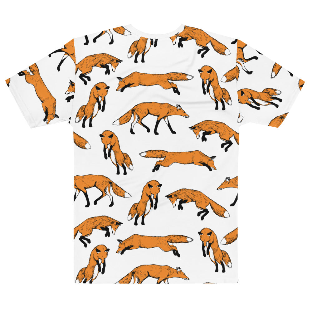 Fantastic Mr. Fox Unisex T-shirt | Dog & Shark | Funny Gift Ideas
