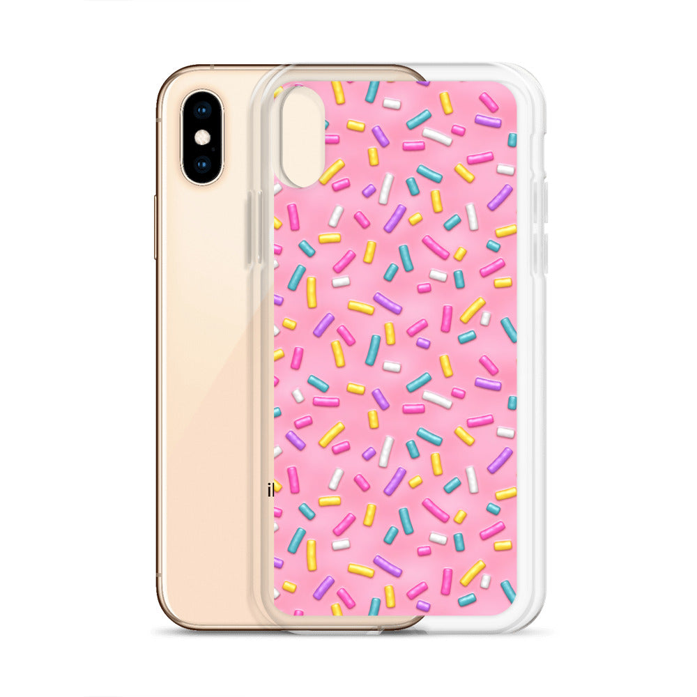 Sprinkles Print iPhone Case | Dog & Shark | Funny Gift Ideas