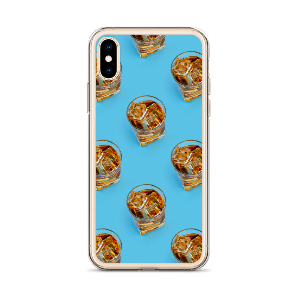 Scotch Scotch Scotch iPhone Case (Generations 6 - 11) | Dog & Shark | Funny Gift Ideas