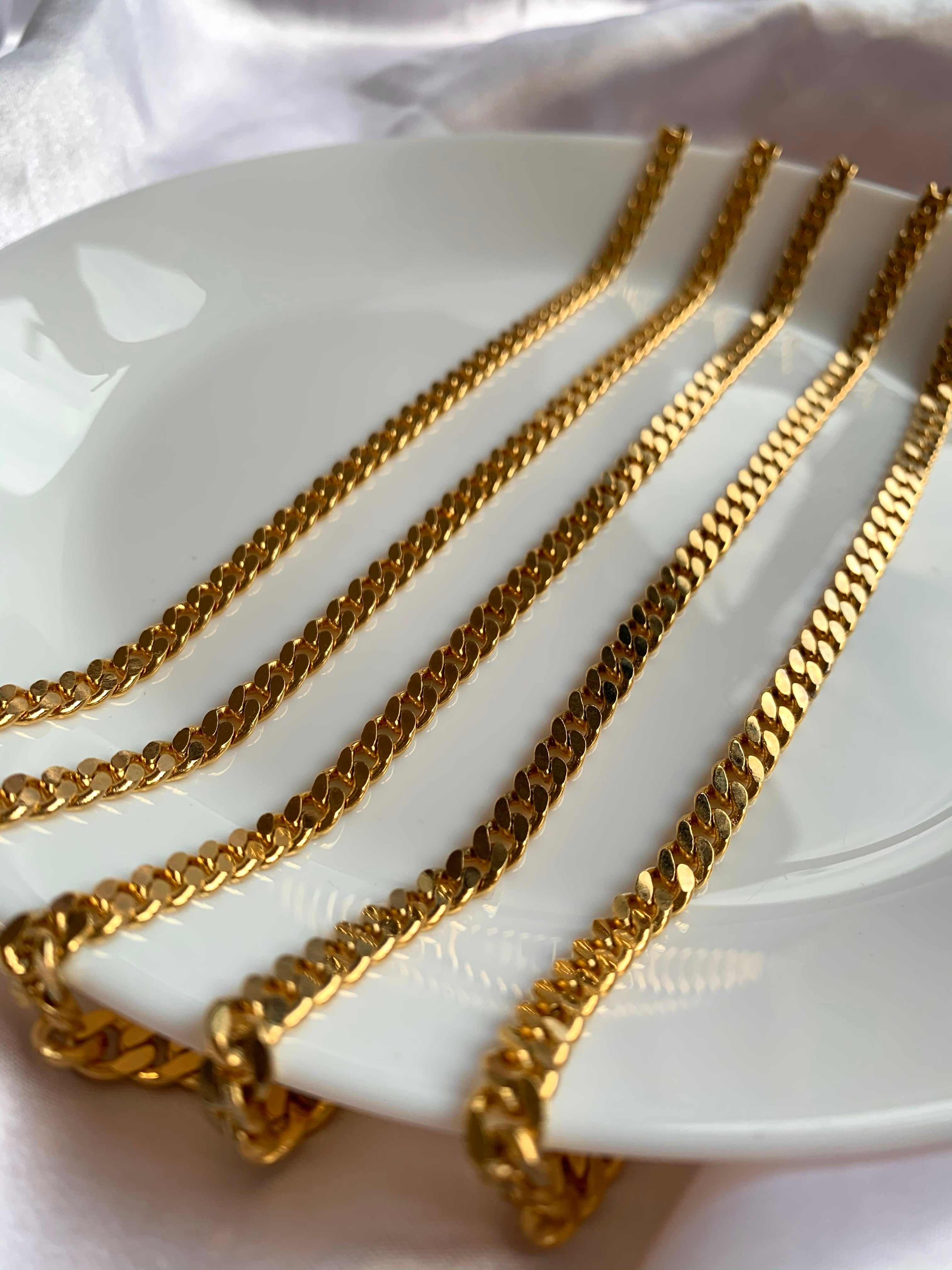 Gold Layering Chain