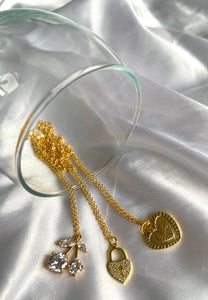 'Love Lock' Necklace