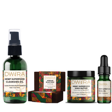 Load image into Gallery viewer, Hemp Superfood Double Cleanse Set