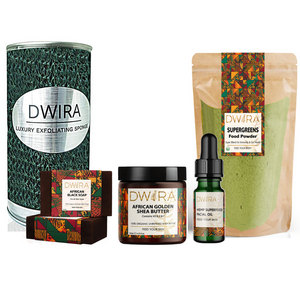 African Complete Ultra Nourishing Set