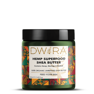 Hemp Superfood Sheabutter