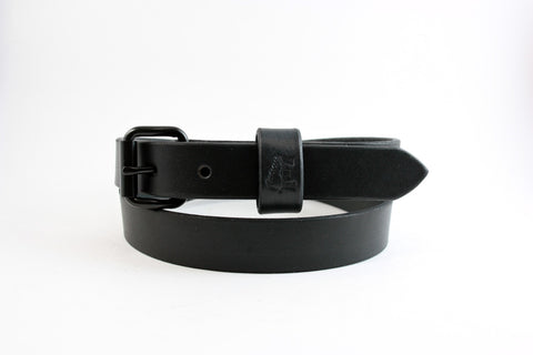"1"" Stealth Minimalist Belt"