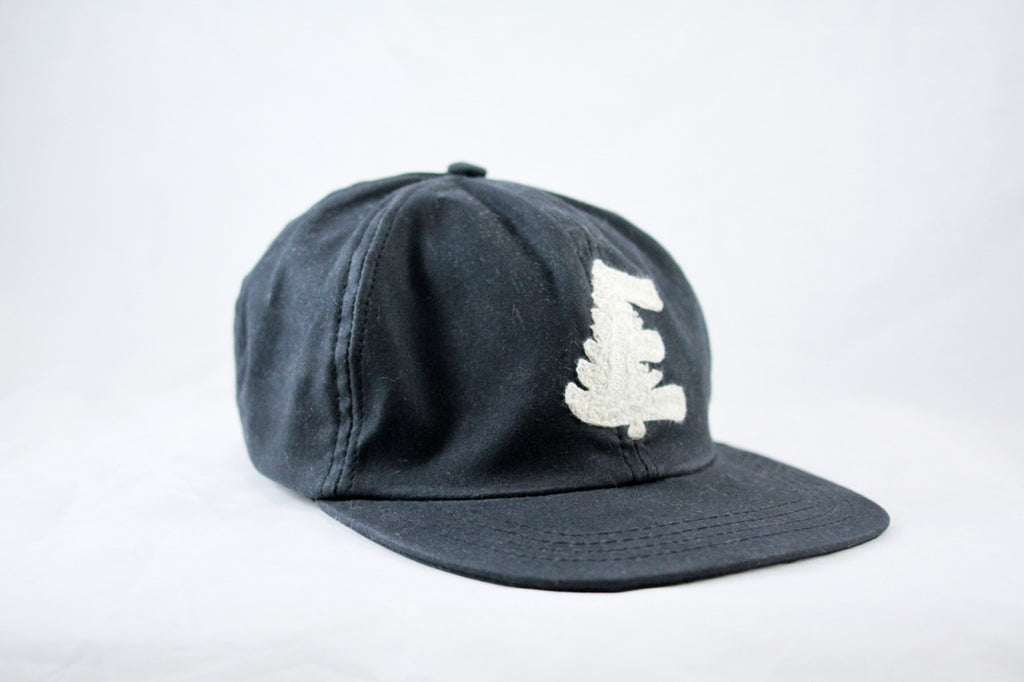 EDG Mechanics Ball Cap (Waxed Canvas and Chainstitch E)