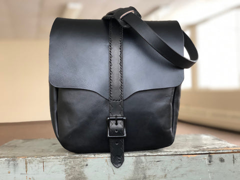 Satchel 04 Black