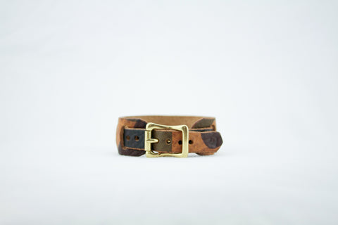 Leather Wrist Band Limited Edition