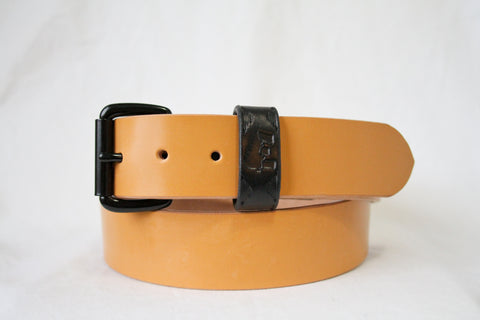 English Bridle (True) Minimalist Belt