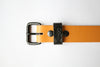 True English Bridle Minimalist Belt  (Navy Blue, Black or London Tan)