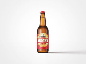 True Brew Bright Lager