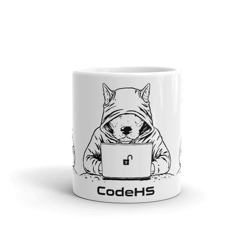 Hacker Karel Mug