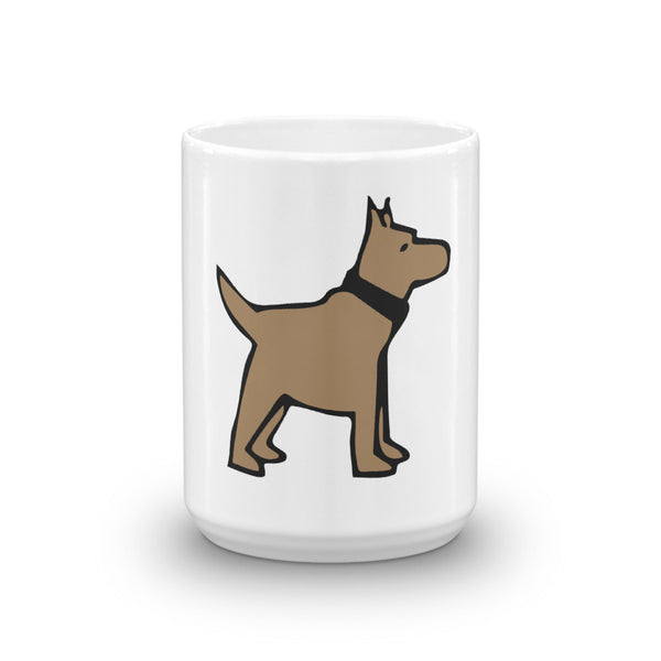 Karel the Dog Mug