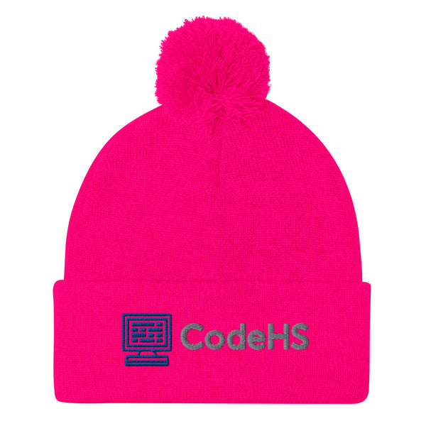 CodeHS Pom-Pom Winter Hat