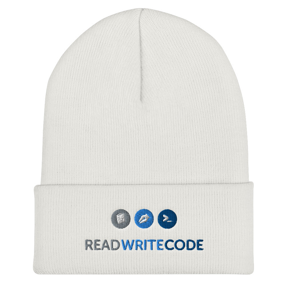 Read Write Code Winter Hat
