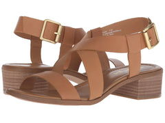 Madden Girl Tulum in Cognac