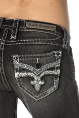 Rock Revival Skinny Jean - Barbila S208