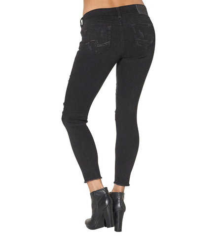 Silver Jeans Tuesday Low Ankle Skinny - L12114SBK509