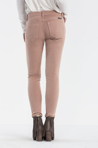 Miss Me Sunset Glow Mid Rise Ankle Skinny Jeans