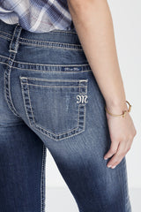 Miss Me Back to Basics Mid-Rise Skinny Jeans