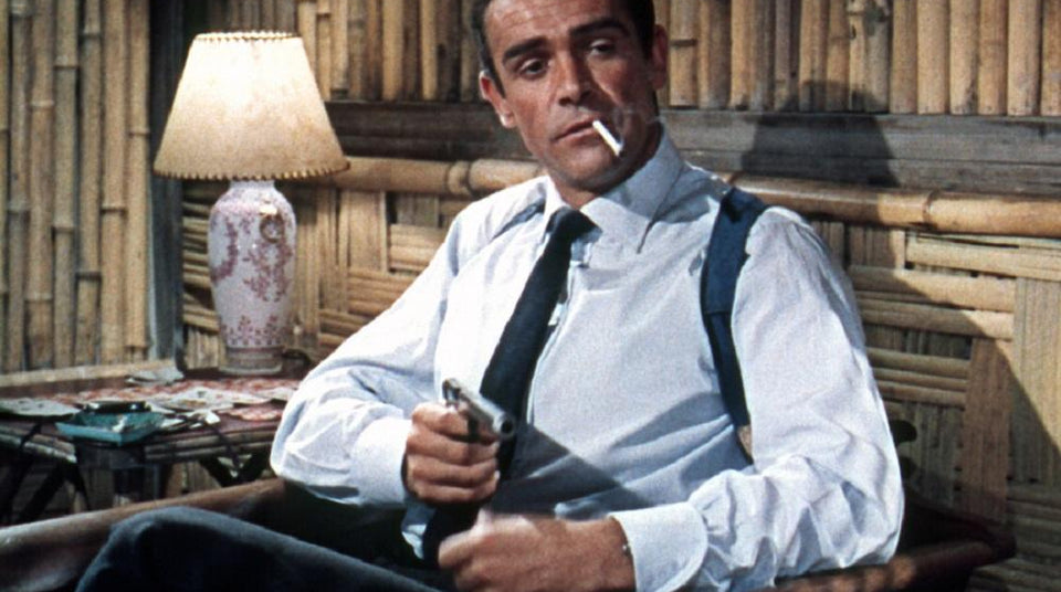 Sean Connery Shaken Not Stirred Turnbull Asser