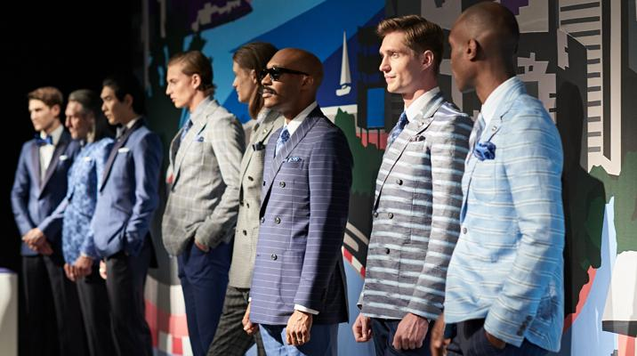 Sartorial Progress: The Future Of London Collections: Men
