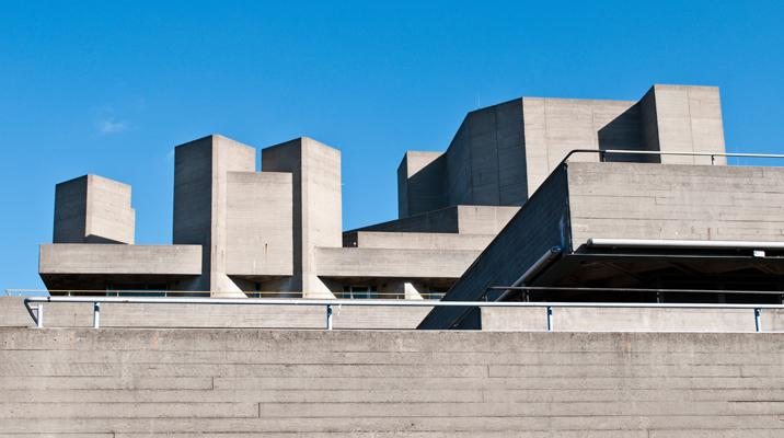 The Concrete Jungle: Brutalism in London