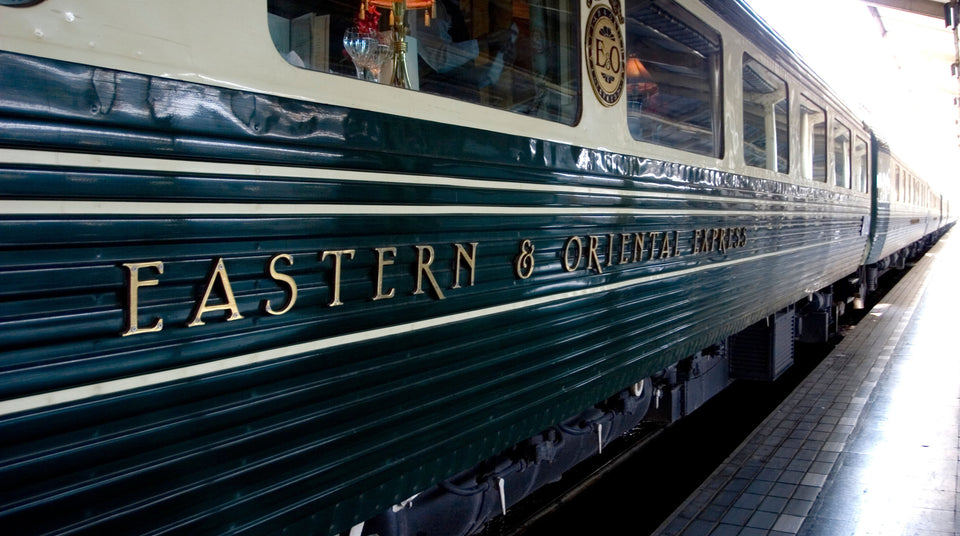 The Mysterious Allure of the Orient Express