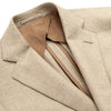 Beige Wool, Silk and Cashmere Bern Jacket