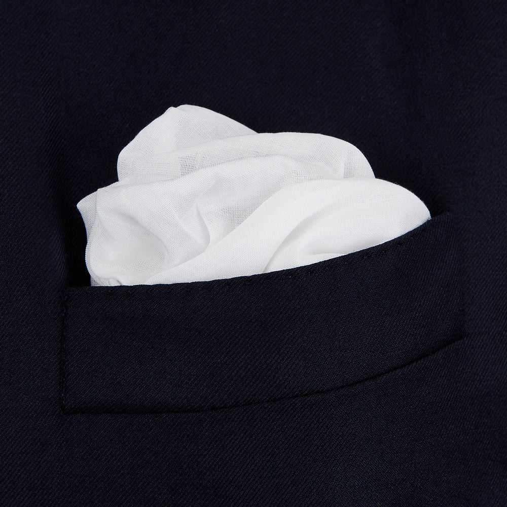 James Bond Voile Pocket Square