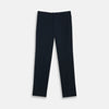 Navy Cotton Chinos