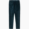 Forest Green Horizontal Cord Trousers