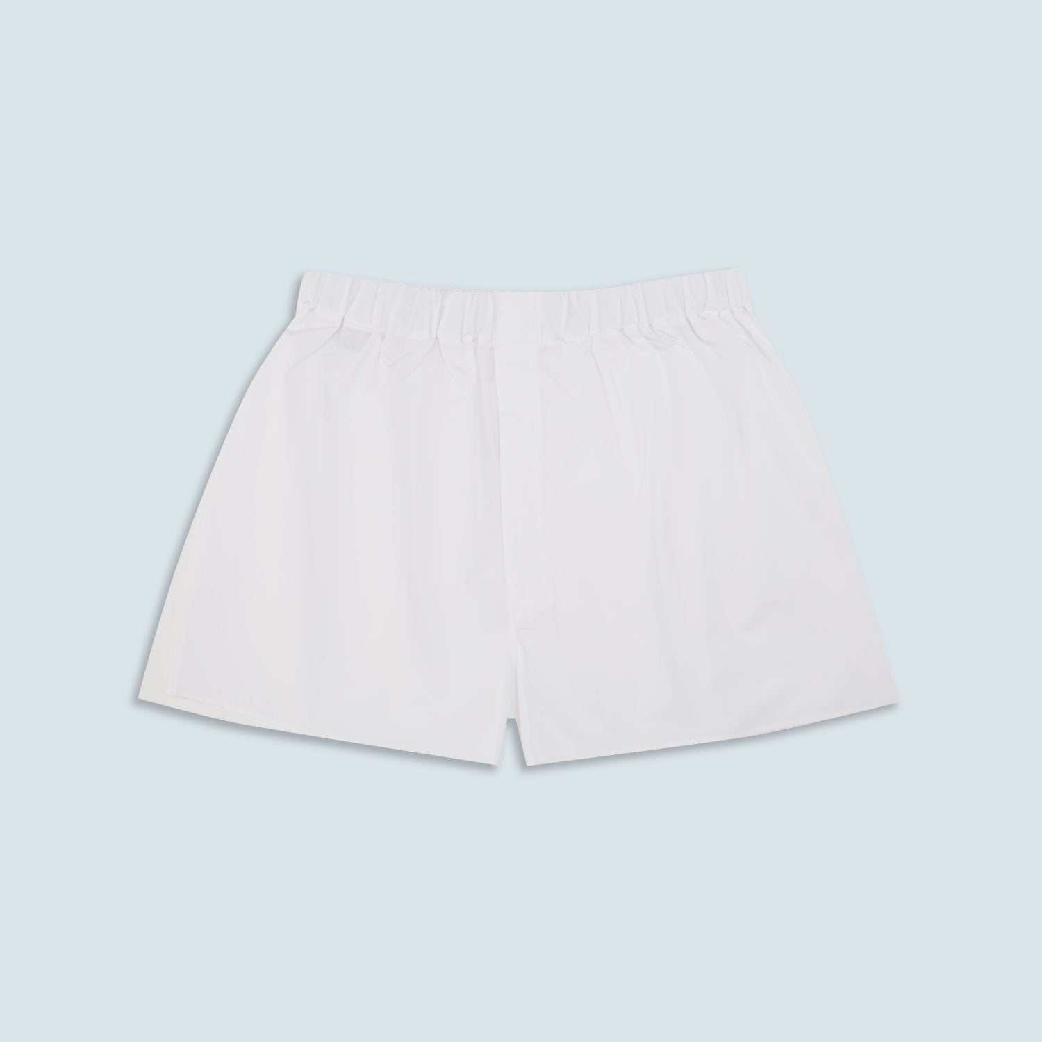 White Sea Island Quality Cotton Boxer Shorts
