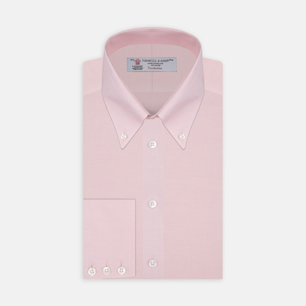 Pink Oxford Cotton Fabric