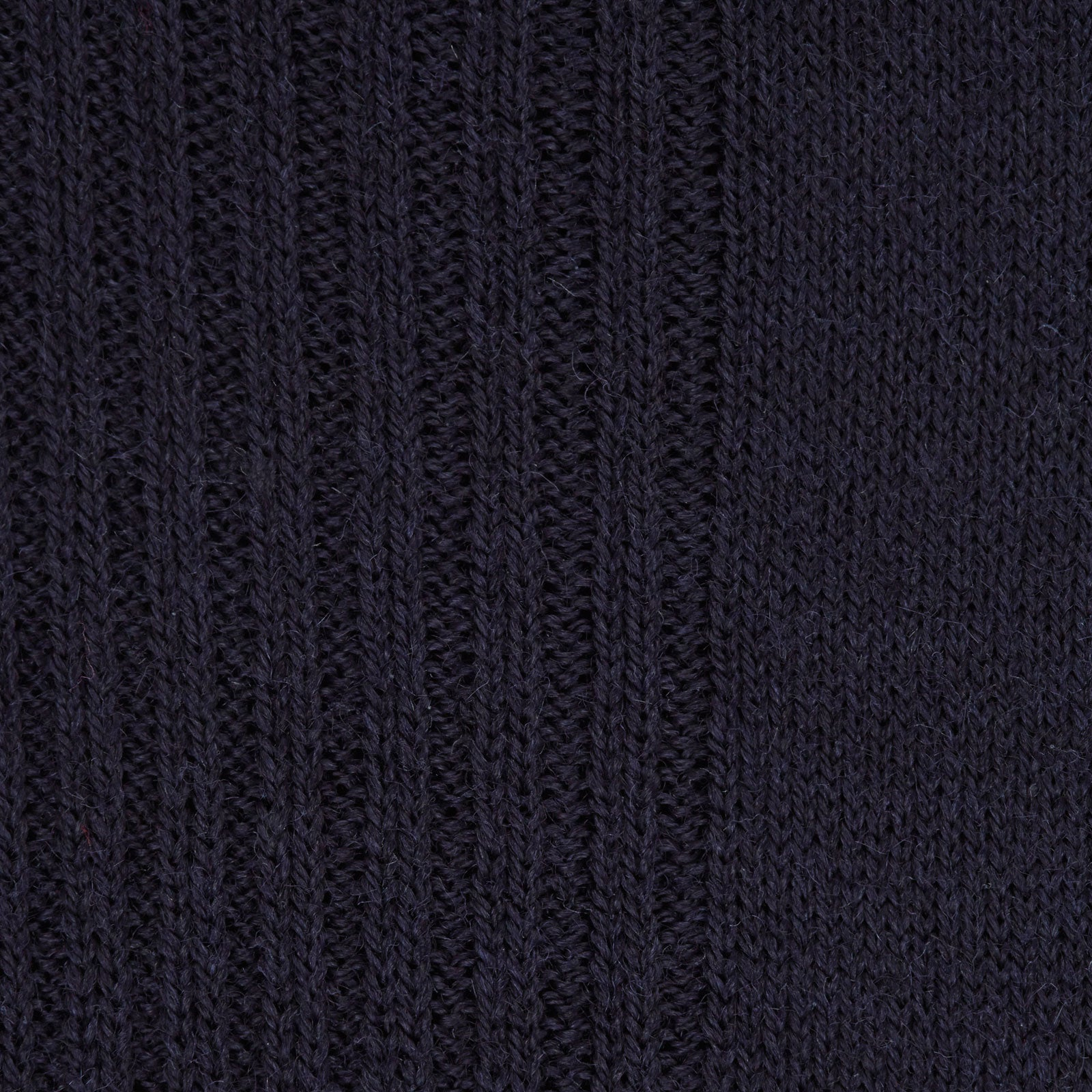 Deep Navy Mid-Length Merino Wool Socks