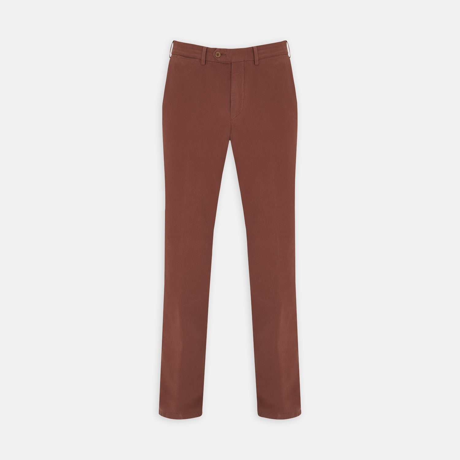Manson Copper Cotton Trousers