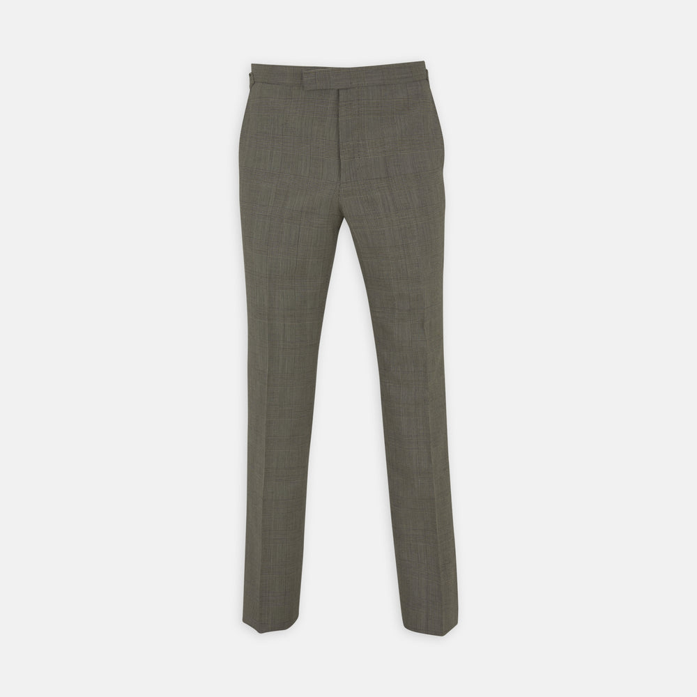Harry Grey Check Trousers
