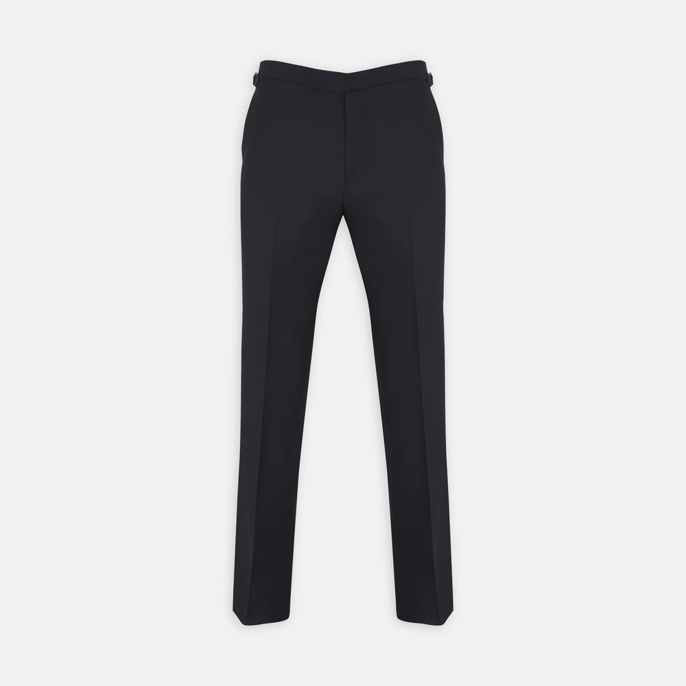 Harry Navy Wool Trousers
