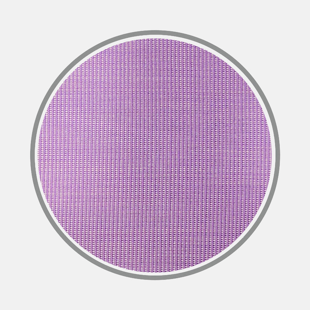 Purple End-on-End Cotton Fabric